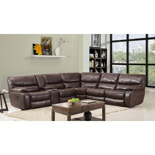 Irizarry Reclining Sectional b..