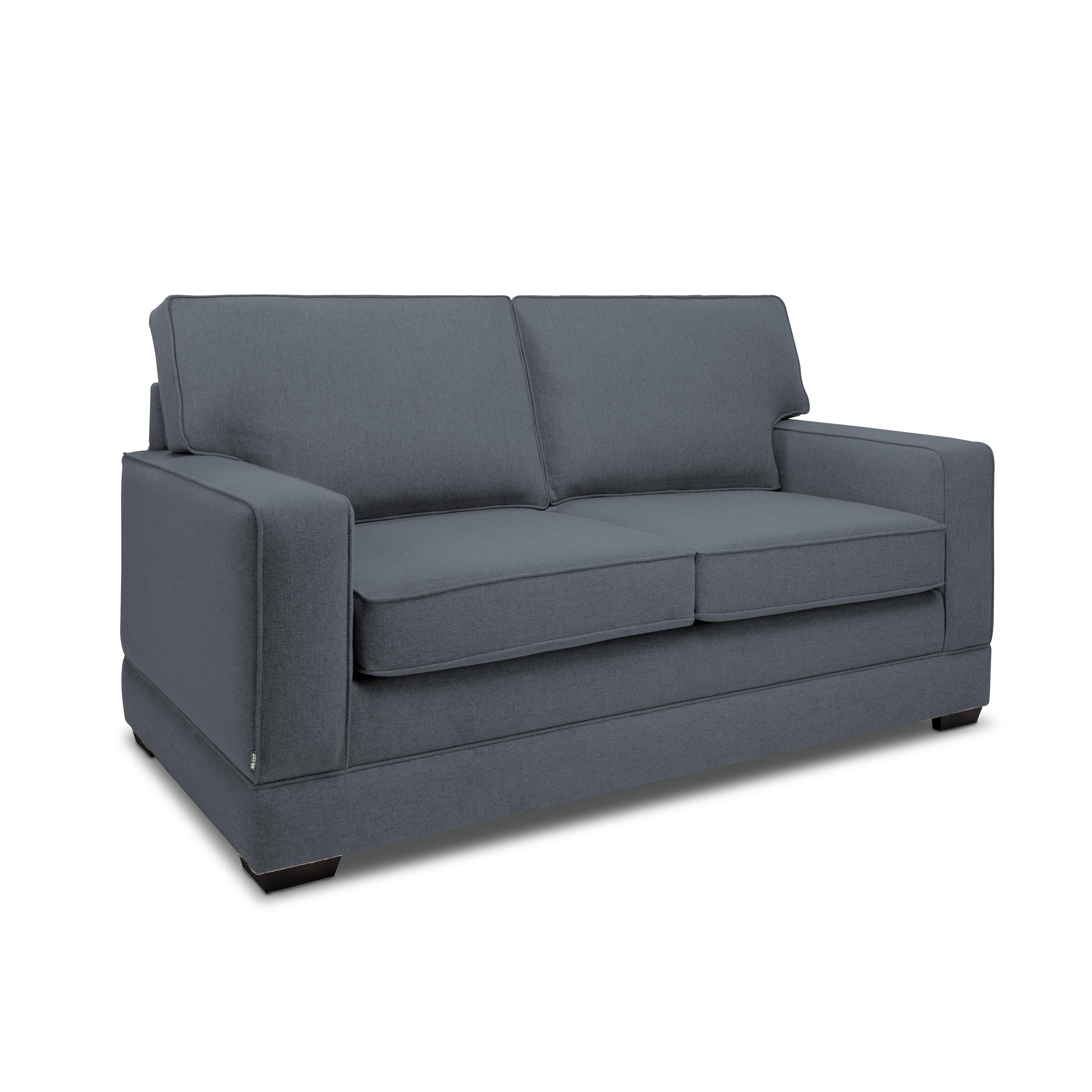 Jay be modern sofa 2 seater sofa bed wayfair co uk