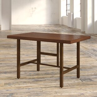 Willowridge Counter Height Solid Wood Dining Table by Trent Austin Design