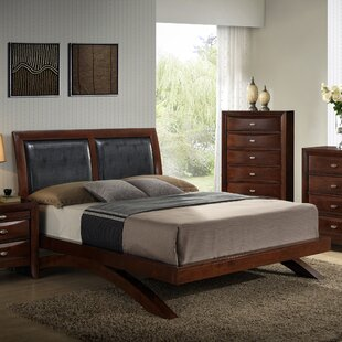 Best Reviews Alidge Upholstered Platform Bed by Grovelane Teen Reviews (2019) & Buyer's Guide