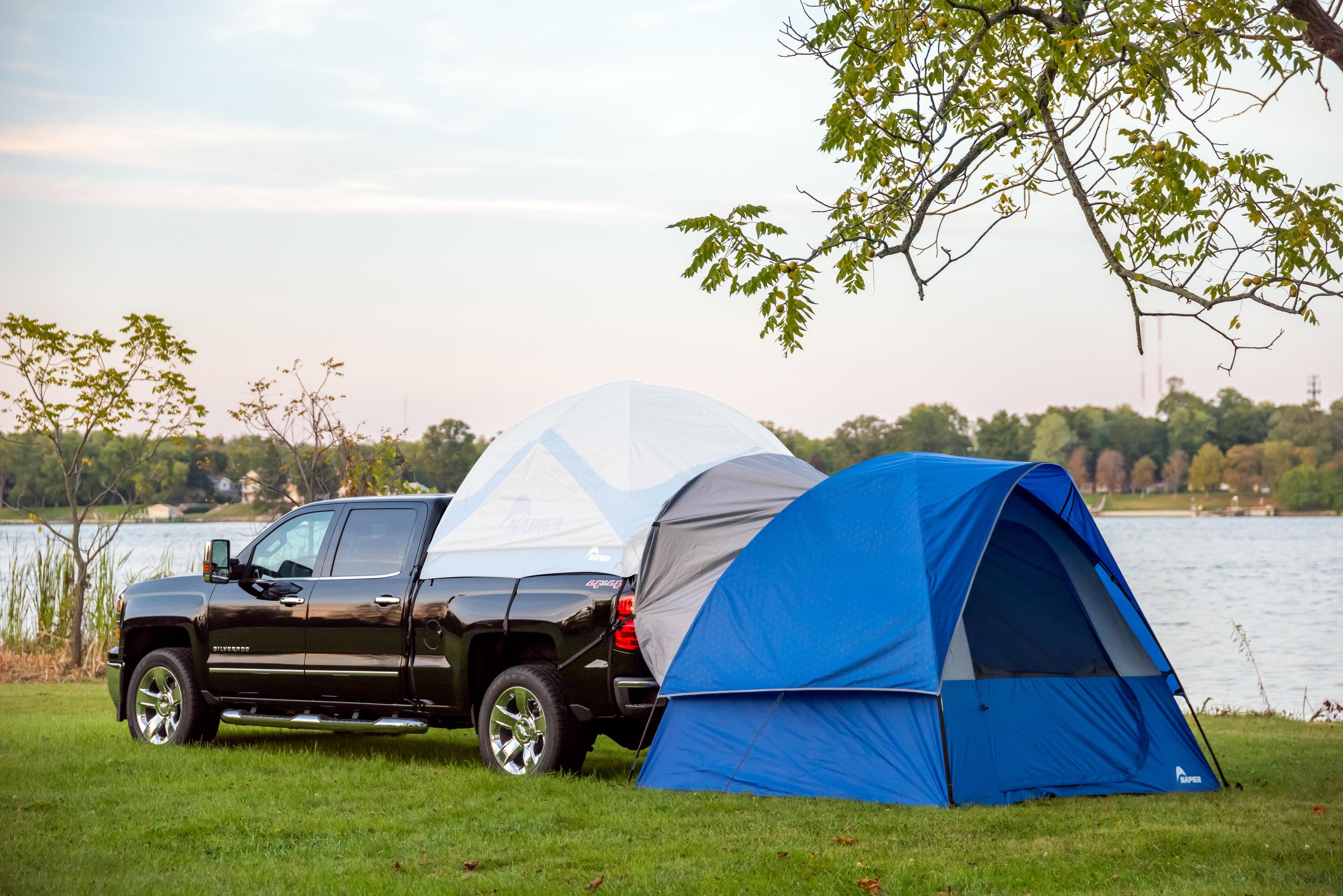 Napier Outdoors Sportz Link Ground 4 Person Tent Reviews Wayfair