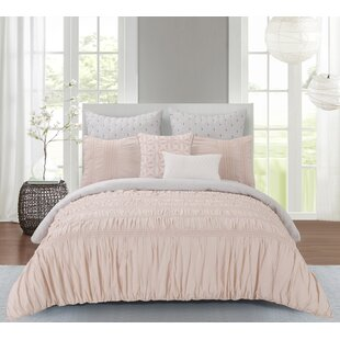 Kaylani Bed Cotton Comforter Set by House of Hampton