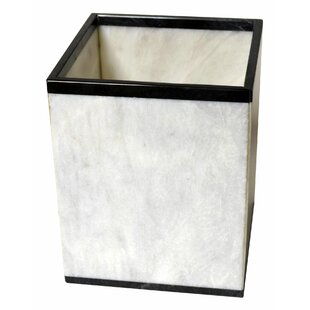 Rembrandt Home Polished Marble Bath Waste Ba..