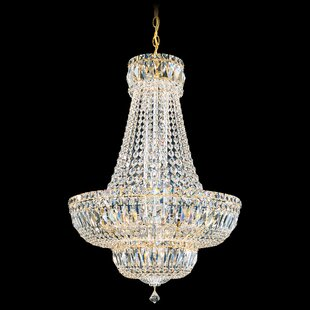 Schonbek Petit 20-Light Chandelier
