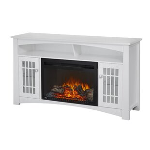 Adele Electric 56 TV Stand with Fireplace by Napoleon