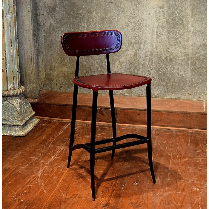 Groovy Fortunata 26 Bar Stool Gmtry Best Dining Table And Chair Ideas Images Gmtryco
