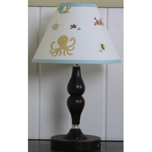 World map lamp shade wayfair 7 polyester cotton empire lamp shade gumiabroncs Images