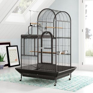 Eli Deluxe Parrot Bird Cage With Play Top