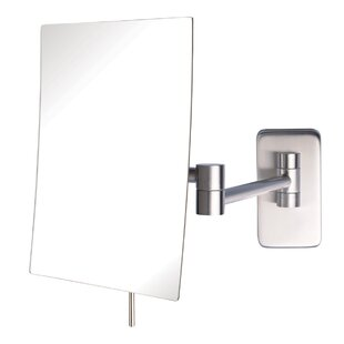 Find the perfect Wall Mount Rectangular Makeup Mirror By Symple Stuff