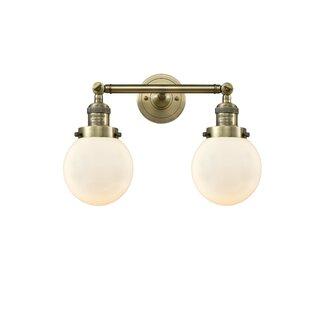 Breakwater Bay Jackeline 2-Light Vanity Light