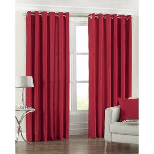 Red Curtains   Wayfair.co.uk