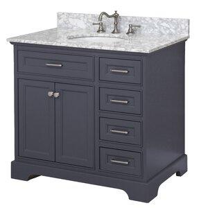 Aria Single Bathroom Vanity Set