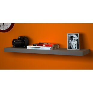Floating Shelf (Set Of 3) By Wayfair Basics