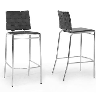 Vittoria 29.875 Bar Stool (Set of 2) by Wholesale Interiors