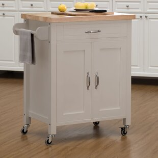 Philomene Kitchen Cart by August Grove