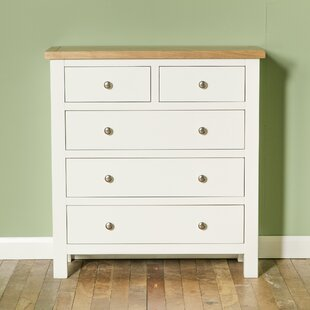Rudd 5 Drawer Chest By August Grove