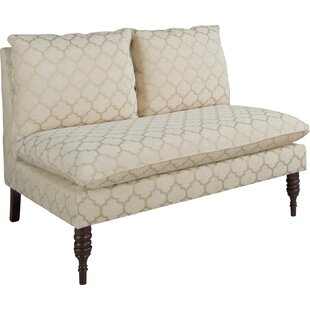 Marion Settee by Skyline Furniture Wonderful