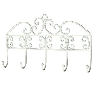 Aaru Wall Mounted Coat Rack By Lily Manor