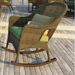 Rockport Rocking Chair with Cushion Forever Patio