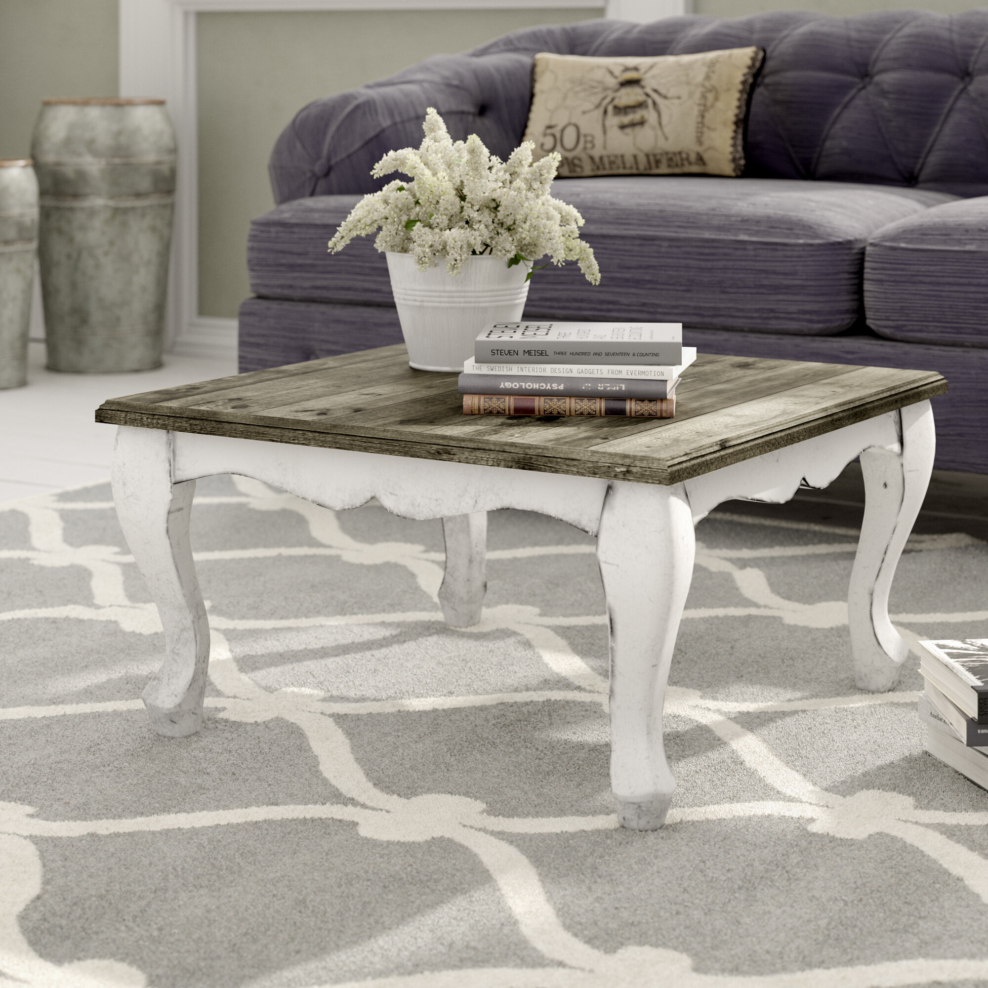 Chateau Chic Coffee Tables You Ll Love Wayfair Co Uk