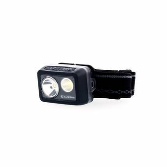 Luxpro Black Battery Powered Collapsible Led Outdoor Headlamp Wayfair