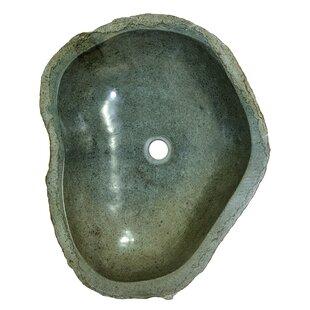 SpecialtyVesselBathroomSink Stone Specialty Vessel Bathroom Sink ByCasual Elements