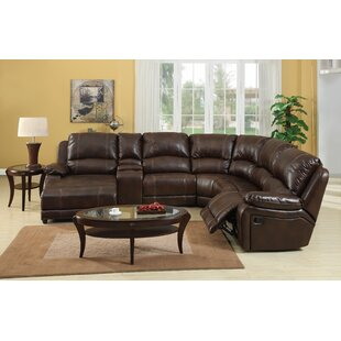 Flair Chattanooga Reclining Sectional