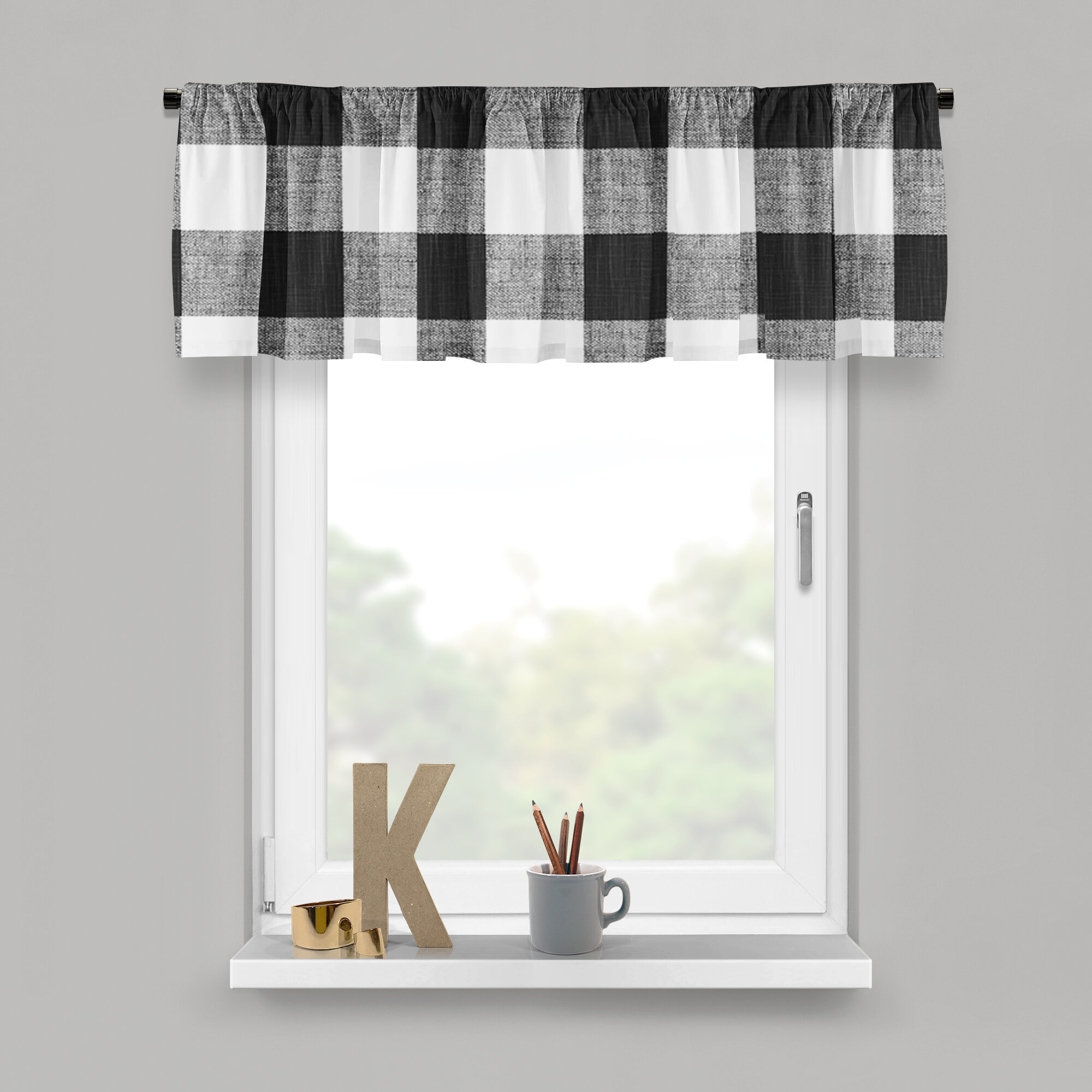 Lace Window Swag Pairs Valances or Tiers White or Ivory Cleremont Livingroom