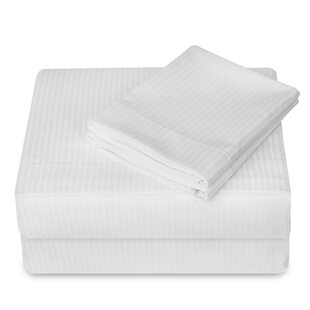 250 Thread Count 4 Piece Sheet Set