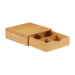 Joanna Drawer Box By Natur Pur