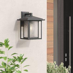 Bloomsbury Market Hungate 1-Light Outdoor Wall Lantern