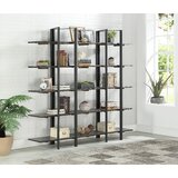 Kaelyn Etagere Bookcase by Mistana™