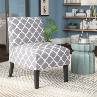 Janae Slipper Chair by Ebern Designs Fresh