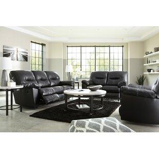 Burkes Reclining Configurable Living Room Set by Red Barrel Studio