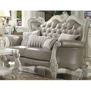 Astoria Grand Medley Standard Loveseat with 4 Pillows