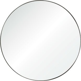 Loupe Wall Mirror by Ren-Wil