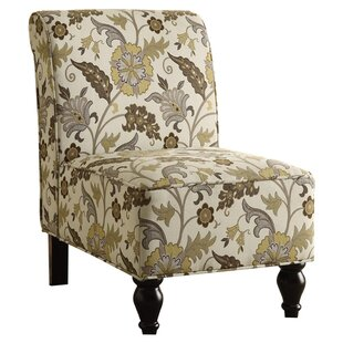 Slipper Chair by Monarch Specialties Inc.