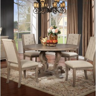 Isabelle 5 Piece Dining Set Ophelia & Co.