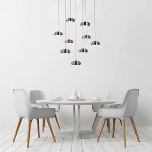 Blanco 9-Light Cluster Pendant..