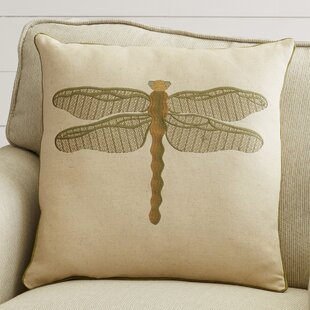 Lida Dragonfly Throw Pillow (Set of 2)