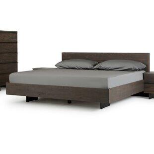 Steiner Platform Bed