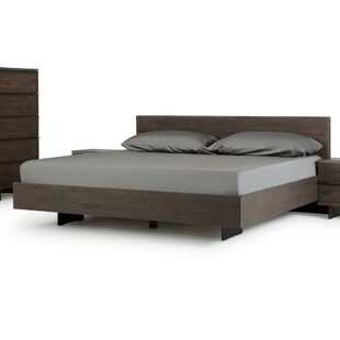 Shop for Steiner Platform Bed by Wrought Studio Reviews (2019) & Buyer's Guide