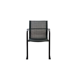 Muze Stacking Patio Dining Chair