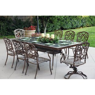 Sledmere Dining Table by Astoria Grand