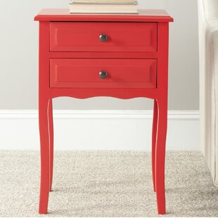 Andover Mills Philipston 2 Drawer Nightstand