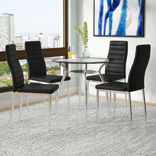 Trowbridge Metal Frame 5 Piece Dining Set