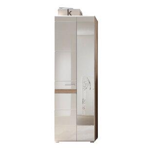 Insurgent 2 Door Wardrobe By Ebern Designs