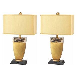 Affordable Avant 26 Table Lamp (Set of 2) By Loon Peak
