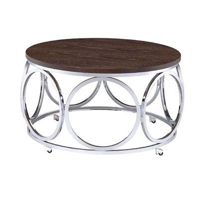 Round Clock Coffee Table Wayfair