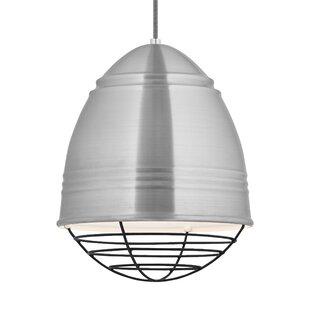 17 Stories Else 1-Light Bell Pendant
